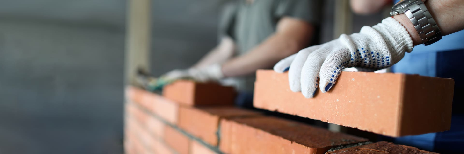 masonry contractors during their work